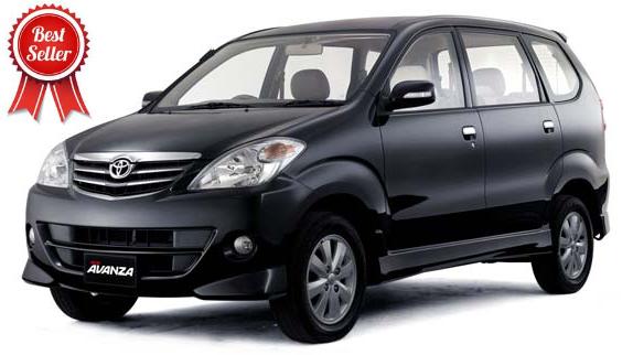 аренда Toyota Avanza на Бали